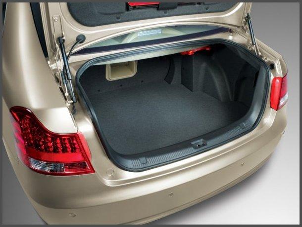 Багажник Geely-Emgrand EC8 фото