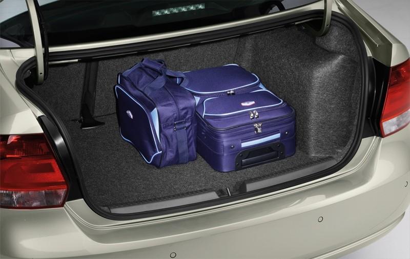 Багажник_Volkswagen_Polo_фото