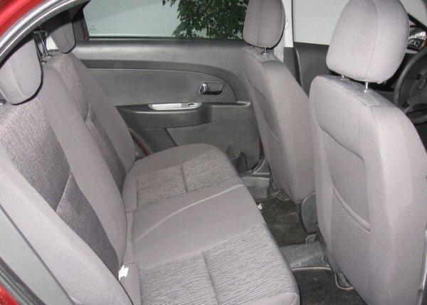 Задні сидіння_ZAZ_Forza_фото