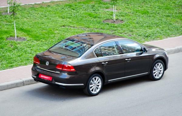 Тест-драйв 2014 Volkswagen Passat