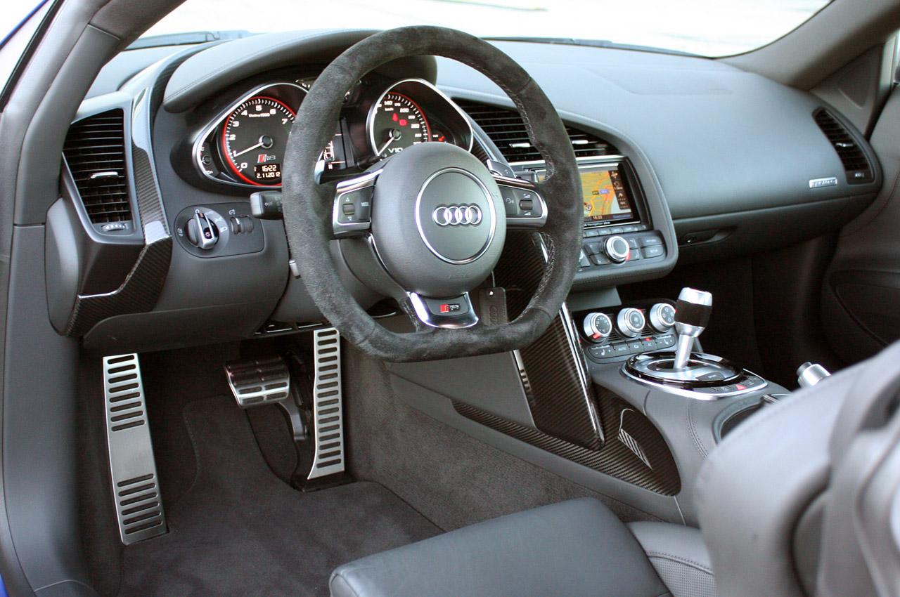 Audi R8 характеристики