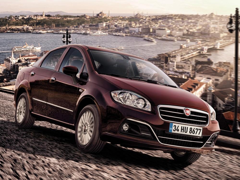 Fiat Linea 2014 фото