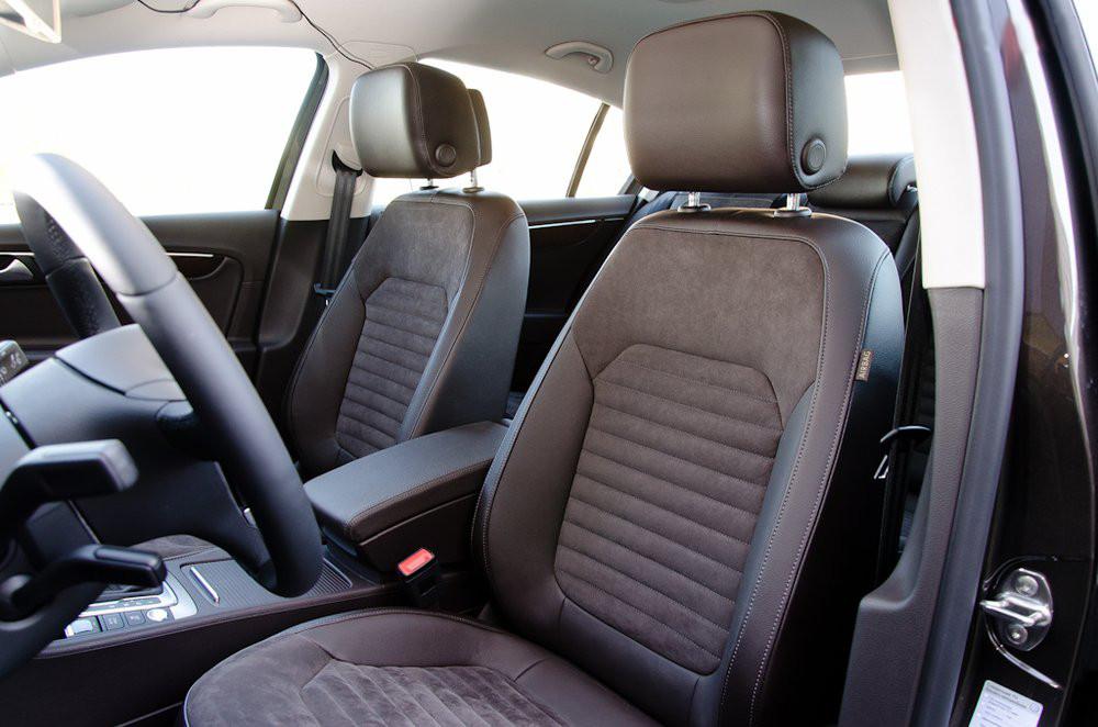 Volkswagen Passat 2014 TDI - Передні сдіння