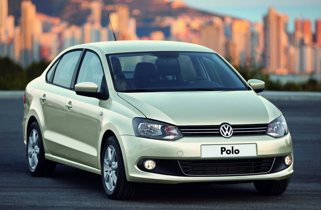 Volkswagen Polo 2013 фото
