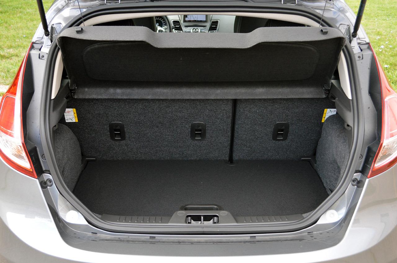 Багажник Форд Фієста 2014