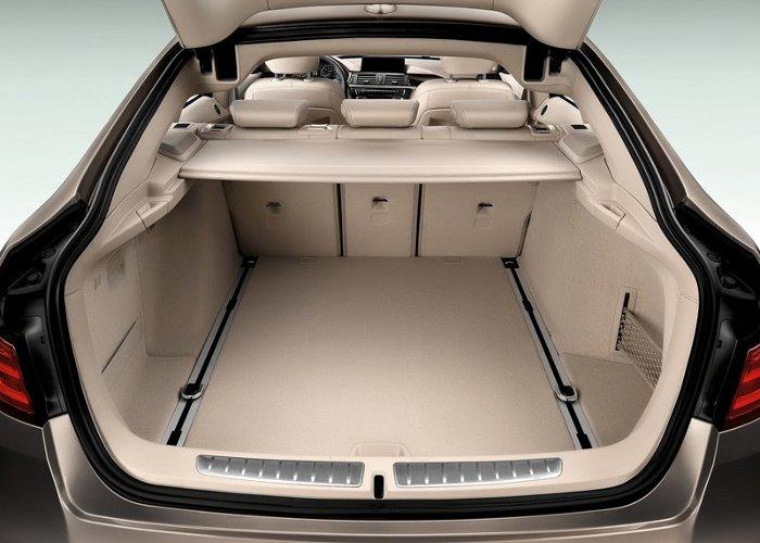 Багажник_БМВ_3_Series_GT_Фото