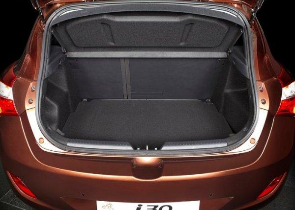 Багажник Хюндай і30 фото 2014