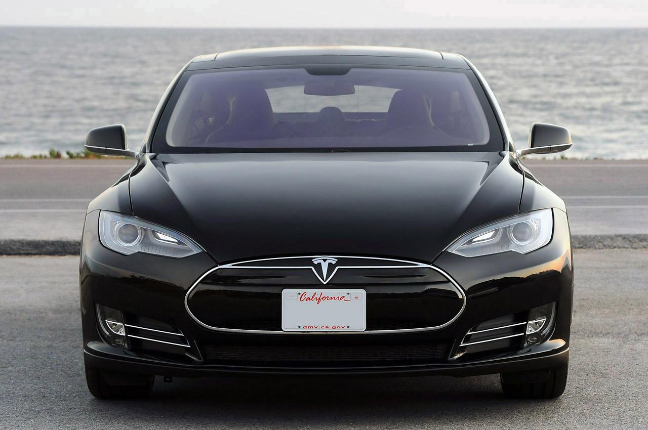 Електрокар Tesla Model S
