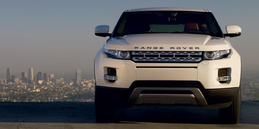 Кросовер_Range_Rover_Evoque_фото
