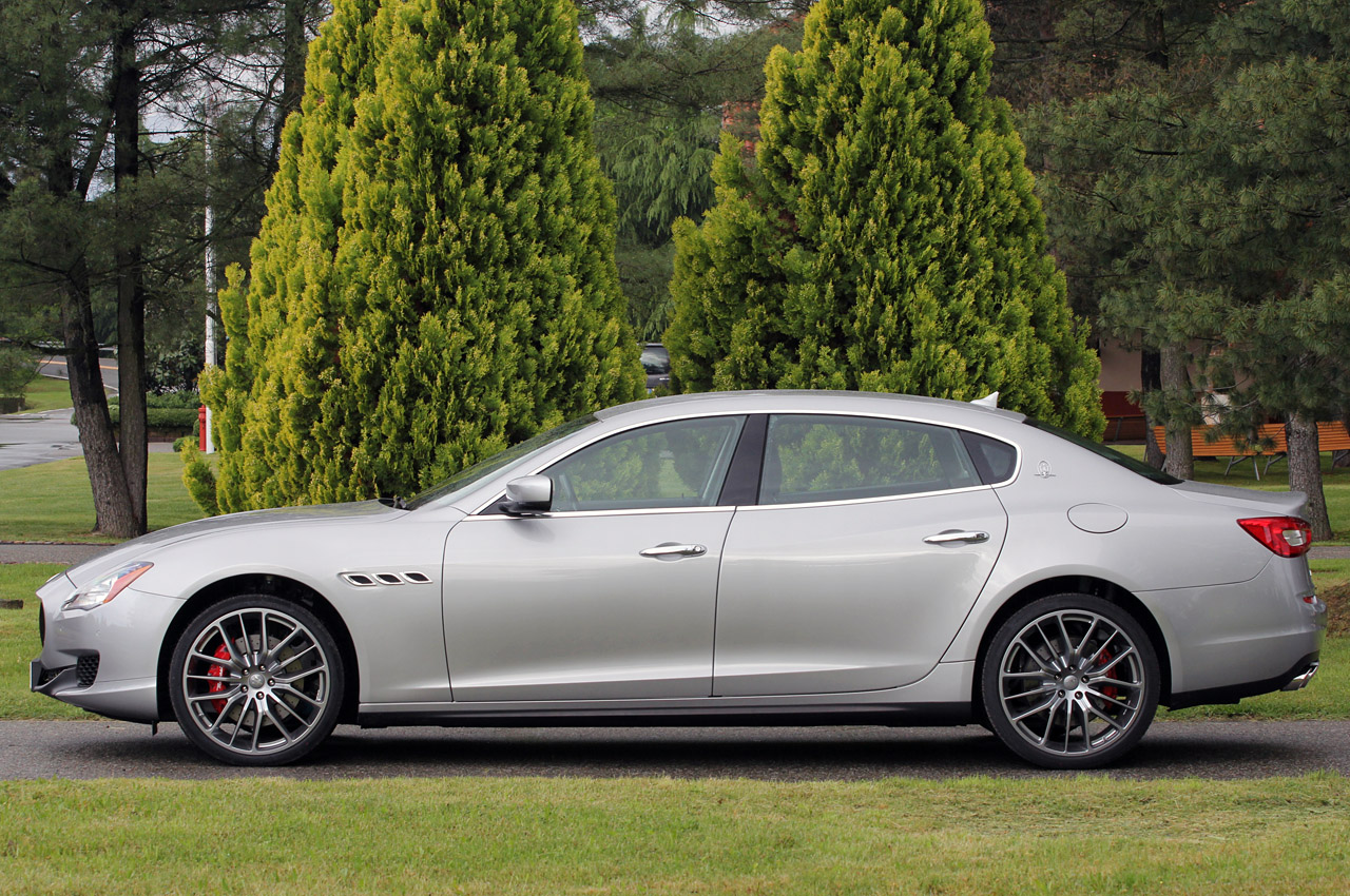 Купити Maserati Quattroporte S Q4