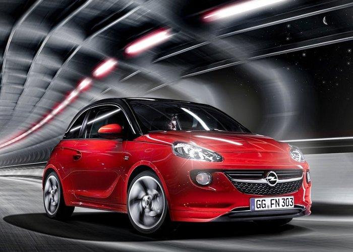 Новий_Opel_Adam_фото