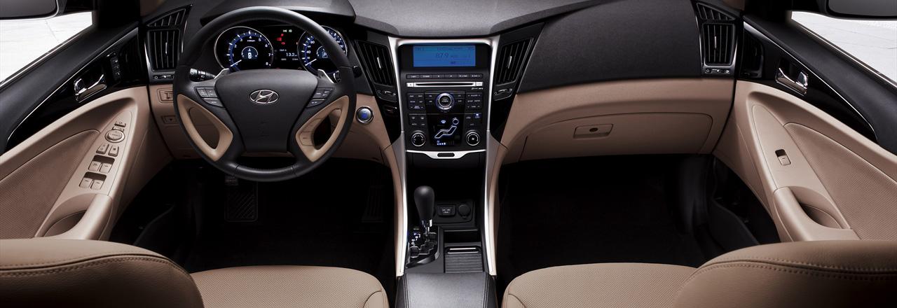 Передня_панель_Hyundai_Sonata_фото