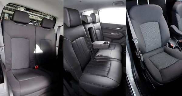 Салон-Chevrolet Orlando-фото
