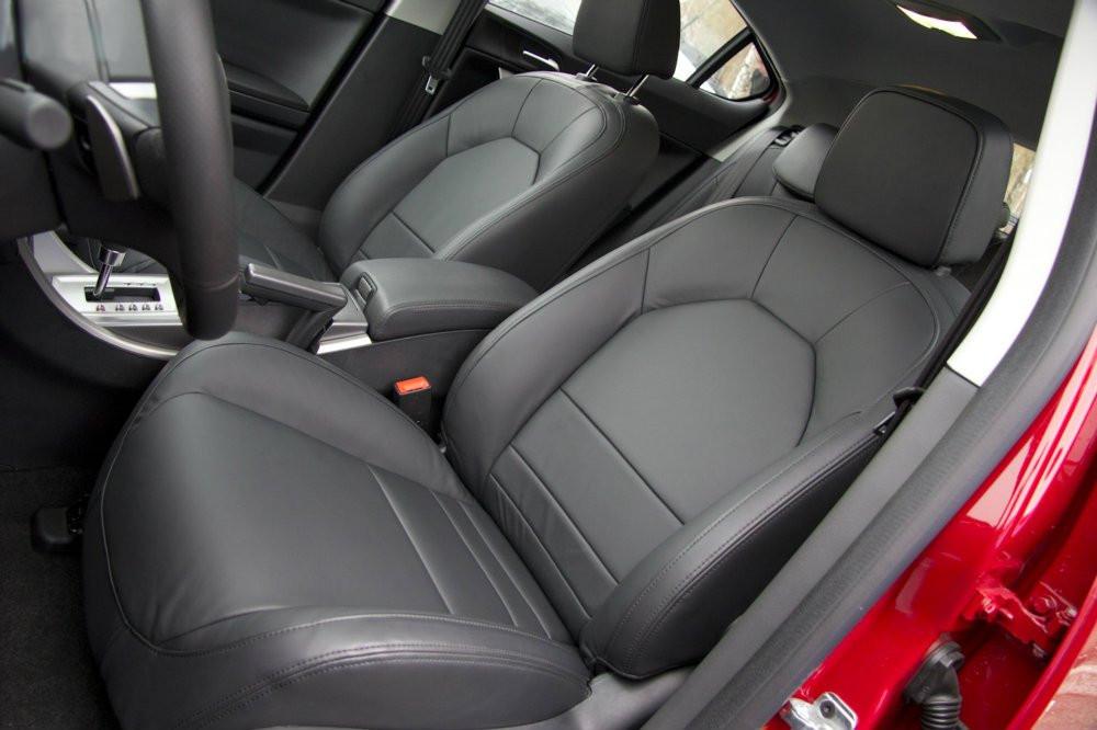 Салон MG 6 Fast-Back