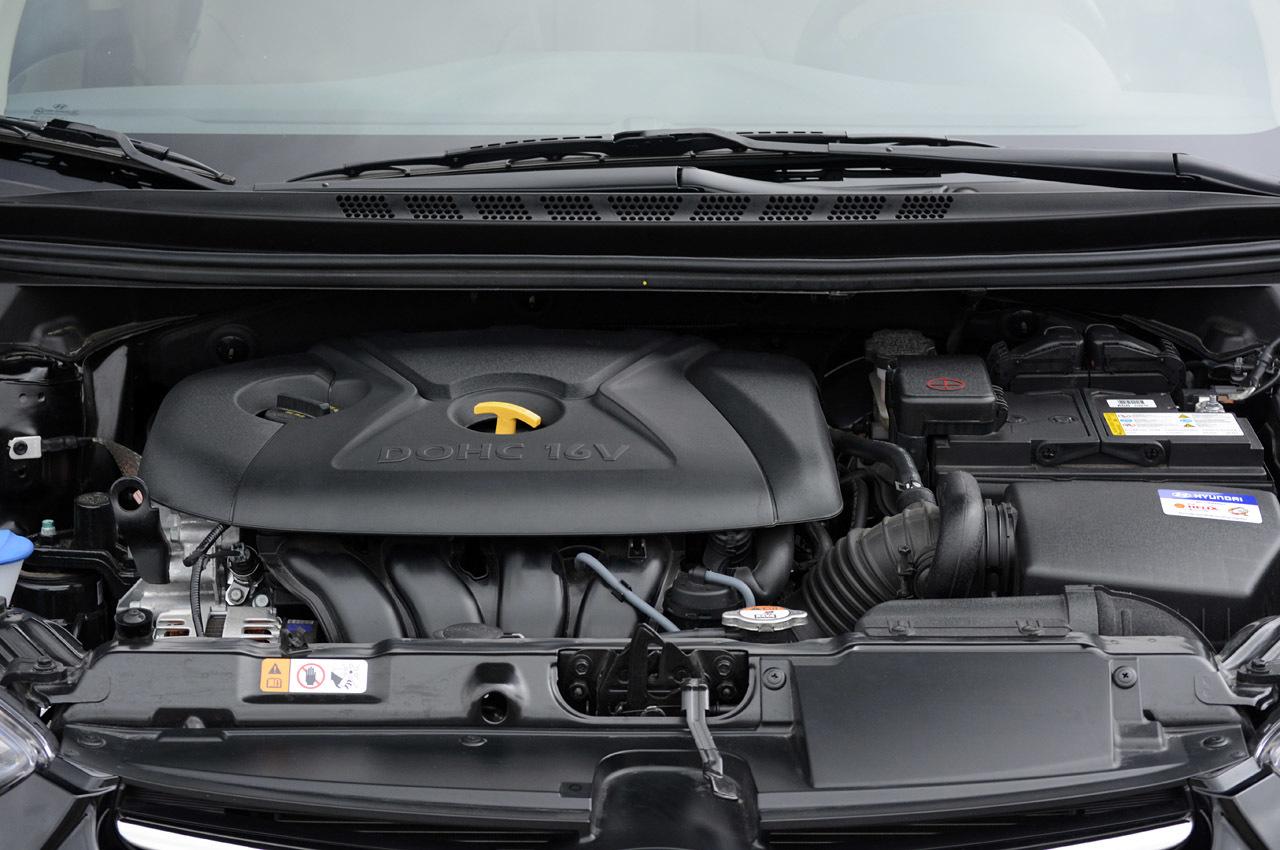 Технічні характеристики Hyundai Elantra