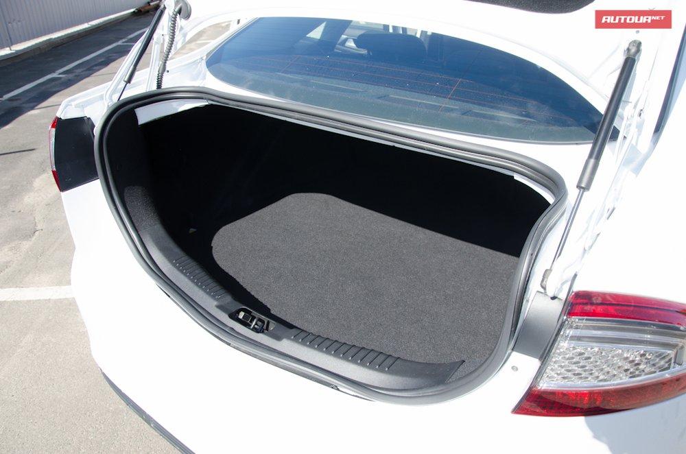 Форд Мондео 4 багажник