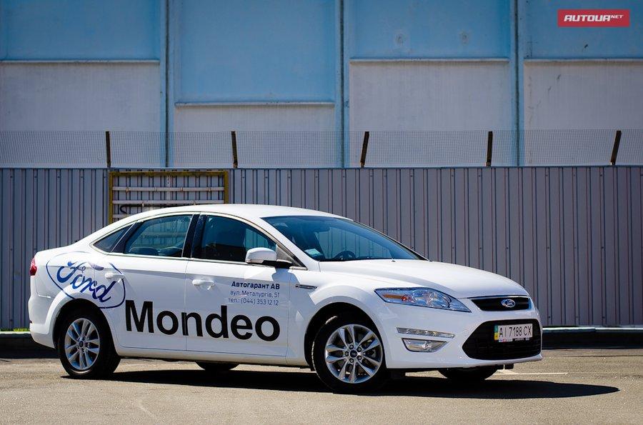 Форд Мондео 4 дизель