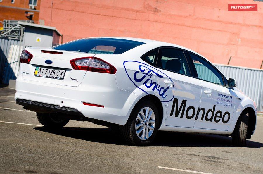 Форд Мондео 4 ціна