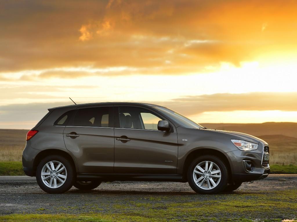 Mitsubishi ASX ціна в Україні