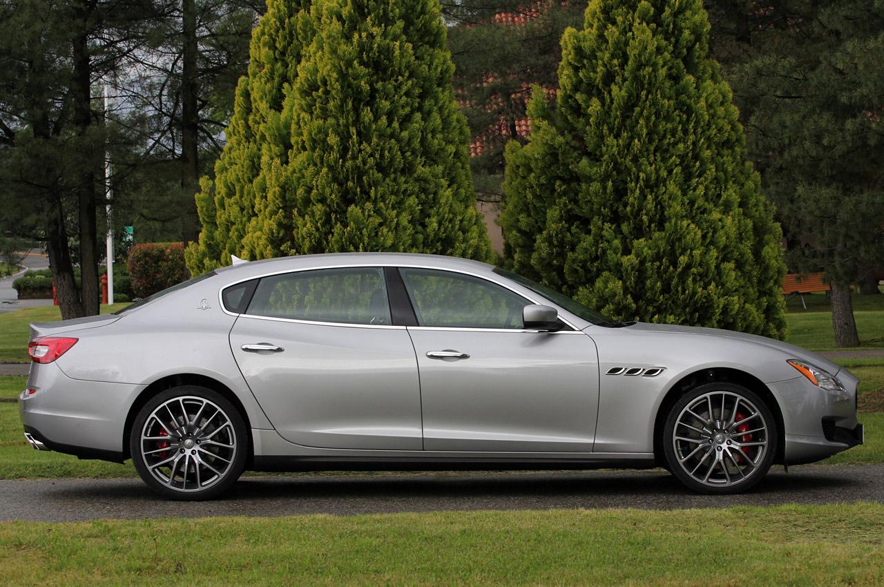 Характеристики Maserati Quattroporte S Q4