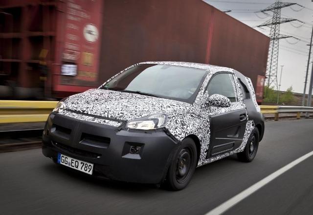 Хетчбек_Opel_Adam_фото