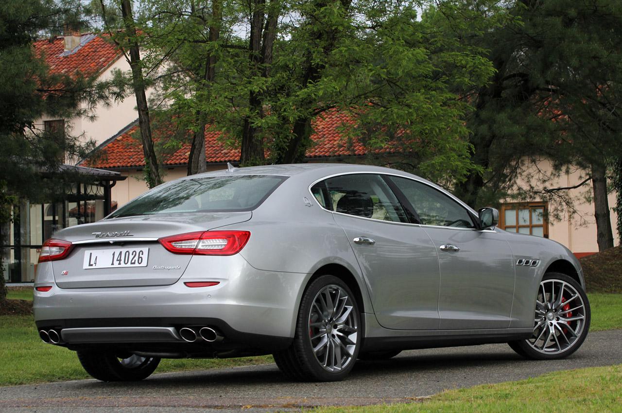Ціна Maserati Quattroporte