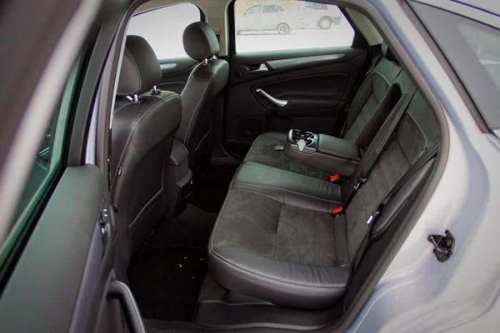 салон Форд Мондео 4 фото