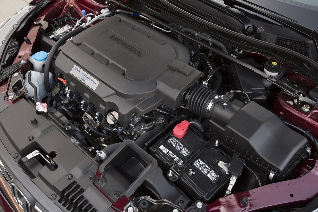 характеристики Хонда Аккорд