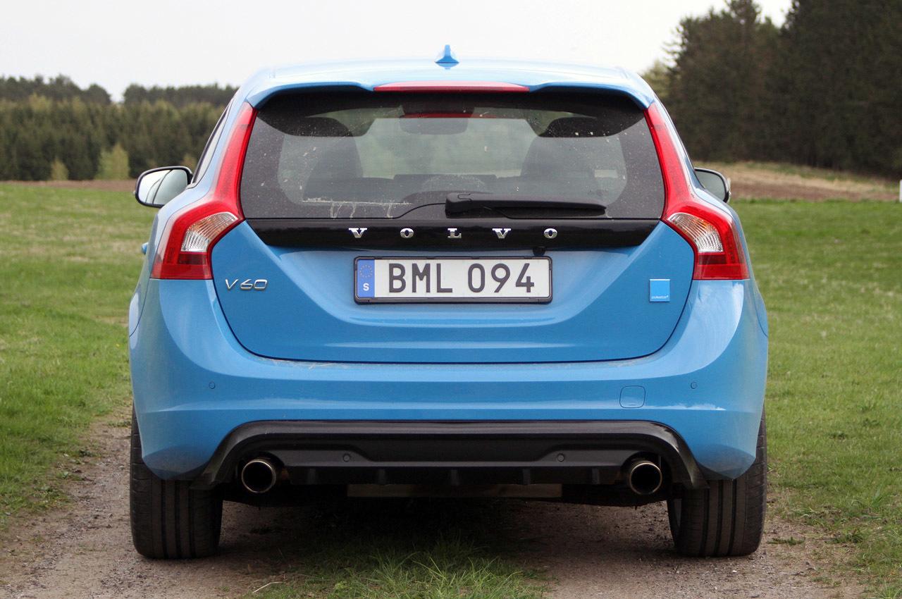 2014 Volvo v60 характеристики