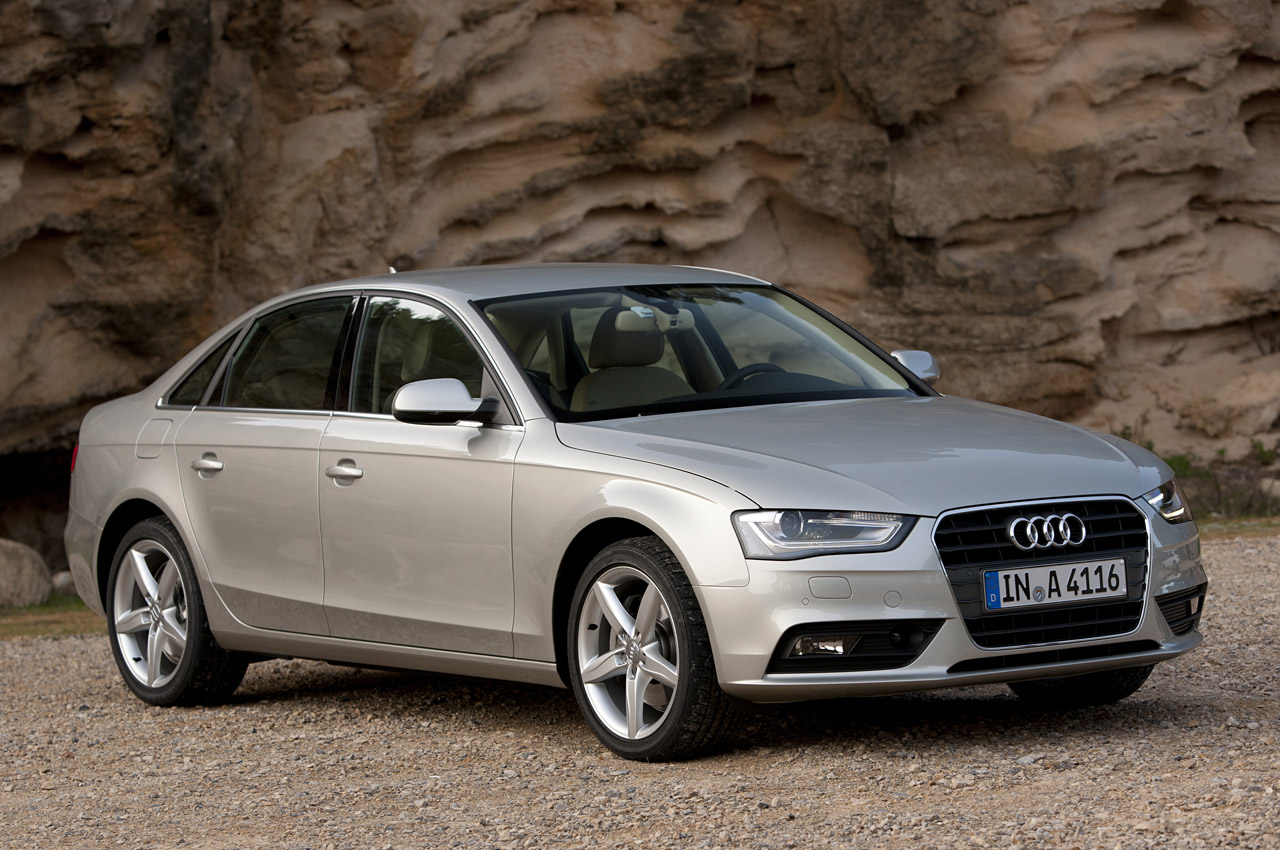 Audi A4 ціна