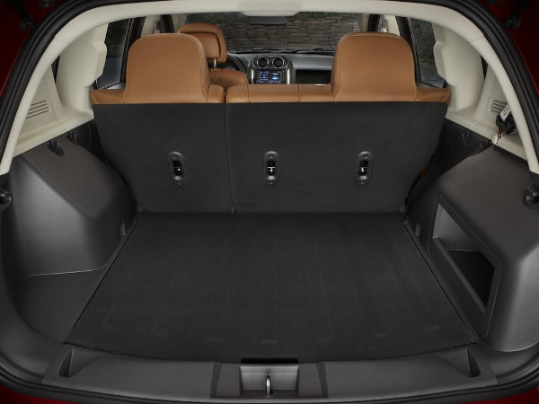 Jeep Compass багажник
