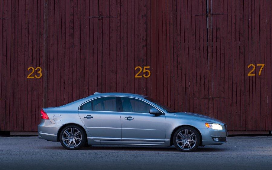 Volvo S80 тест-драйв