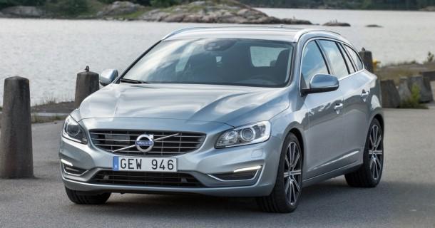 Volvo V60 фото 2014