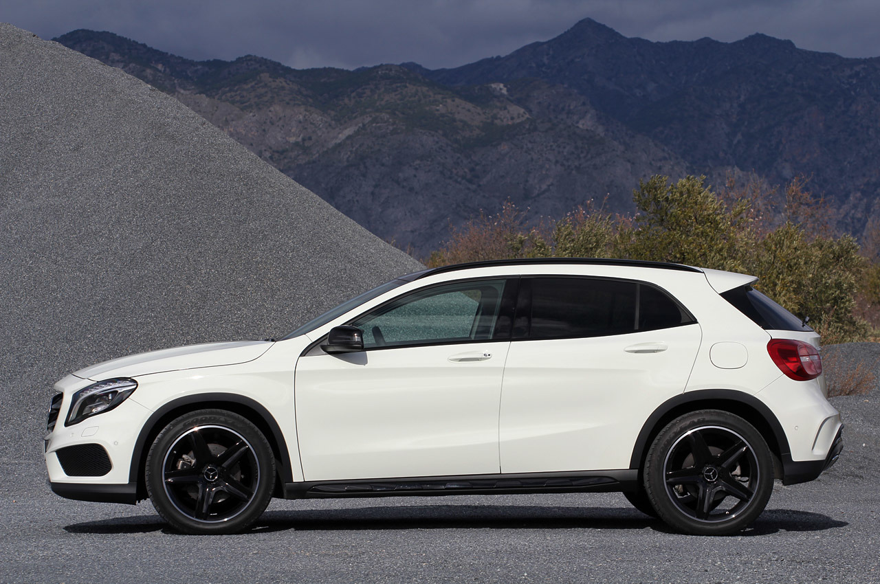 mercedes benz gla 2014
