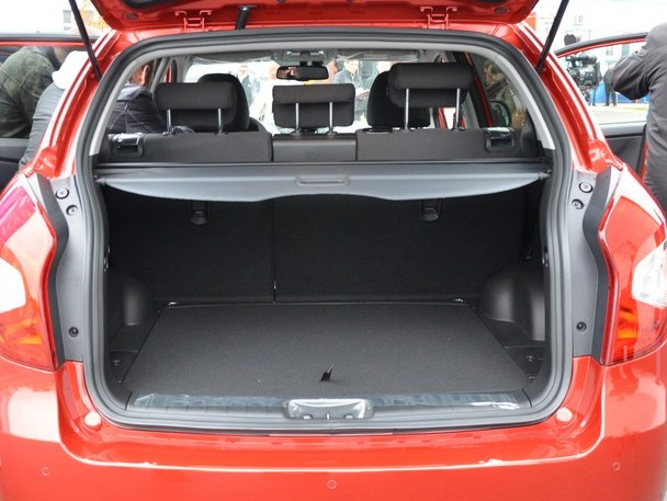 Багажник SsangYong korando фото
