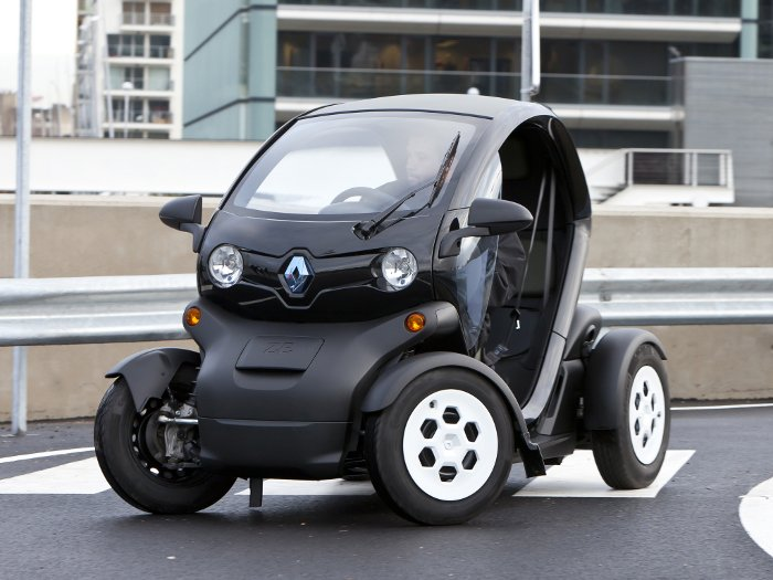 Електромобіль Renault Twizy