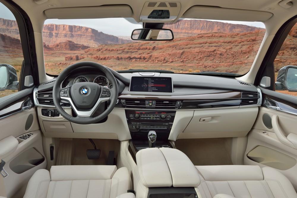 Салон_BMW_X5_фото_2014