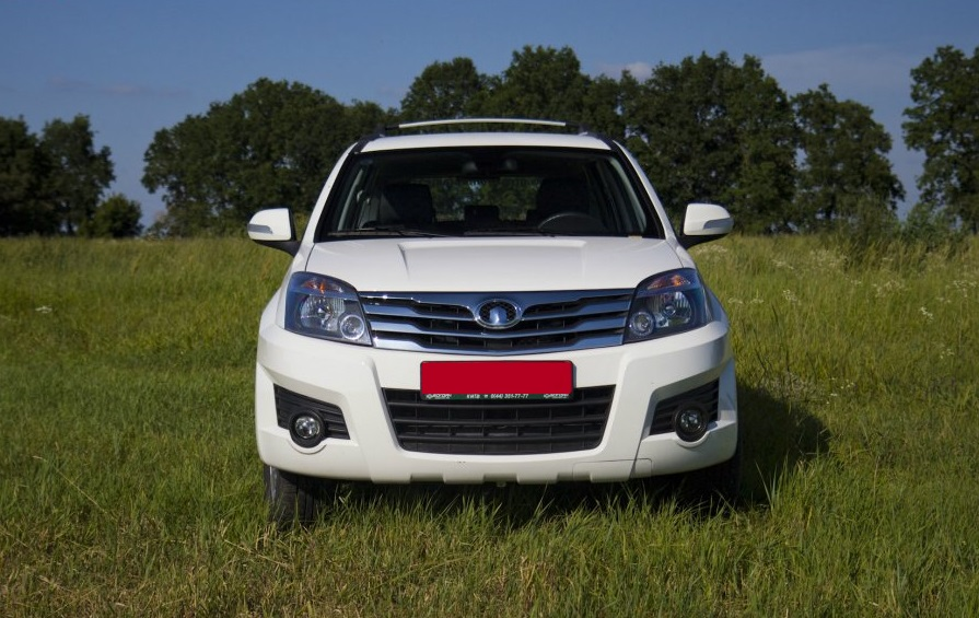 Фото Great Wall Haval H3
