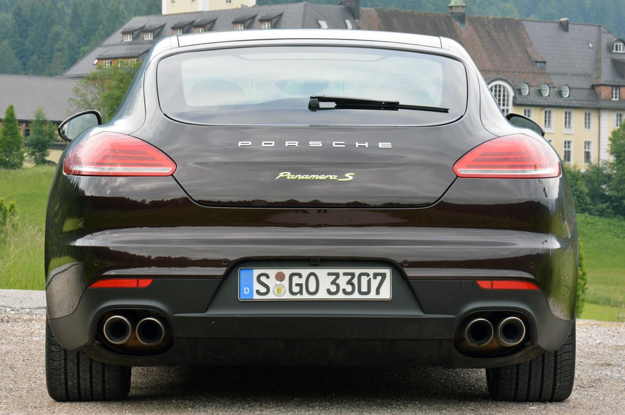 Характеристики Porsche Panamera