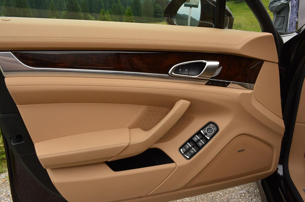 фото Porsche Panamera S E-Hybrid 2014