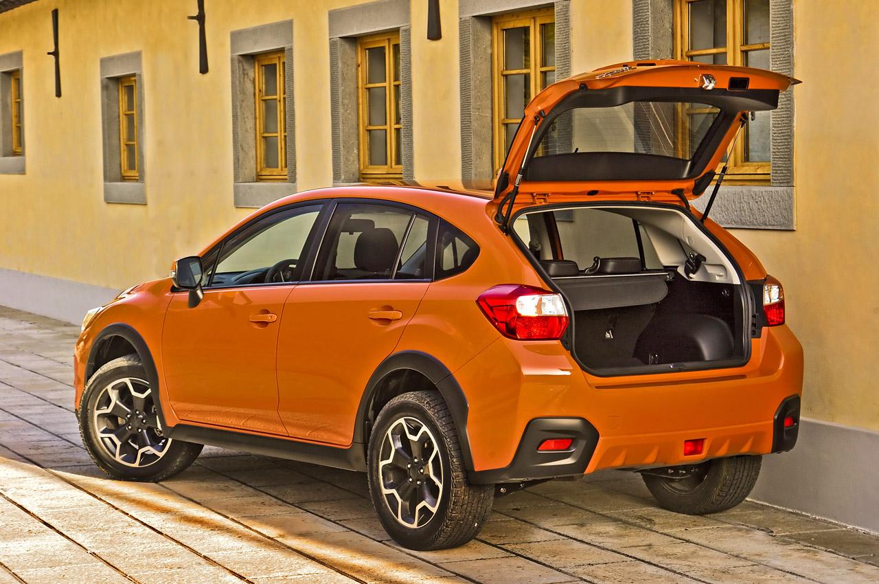 2014 Subaru XV фото