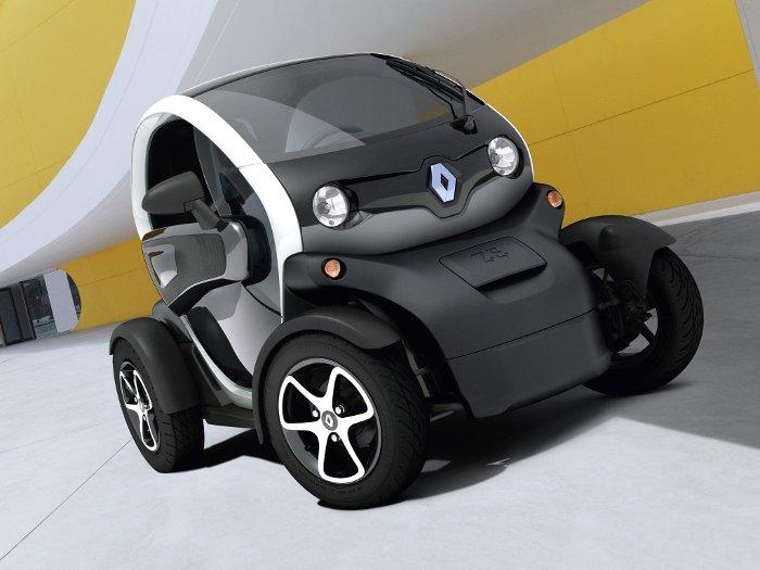 Renault Twizy ціна