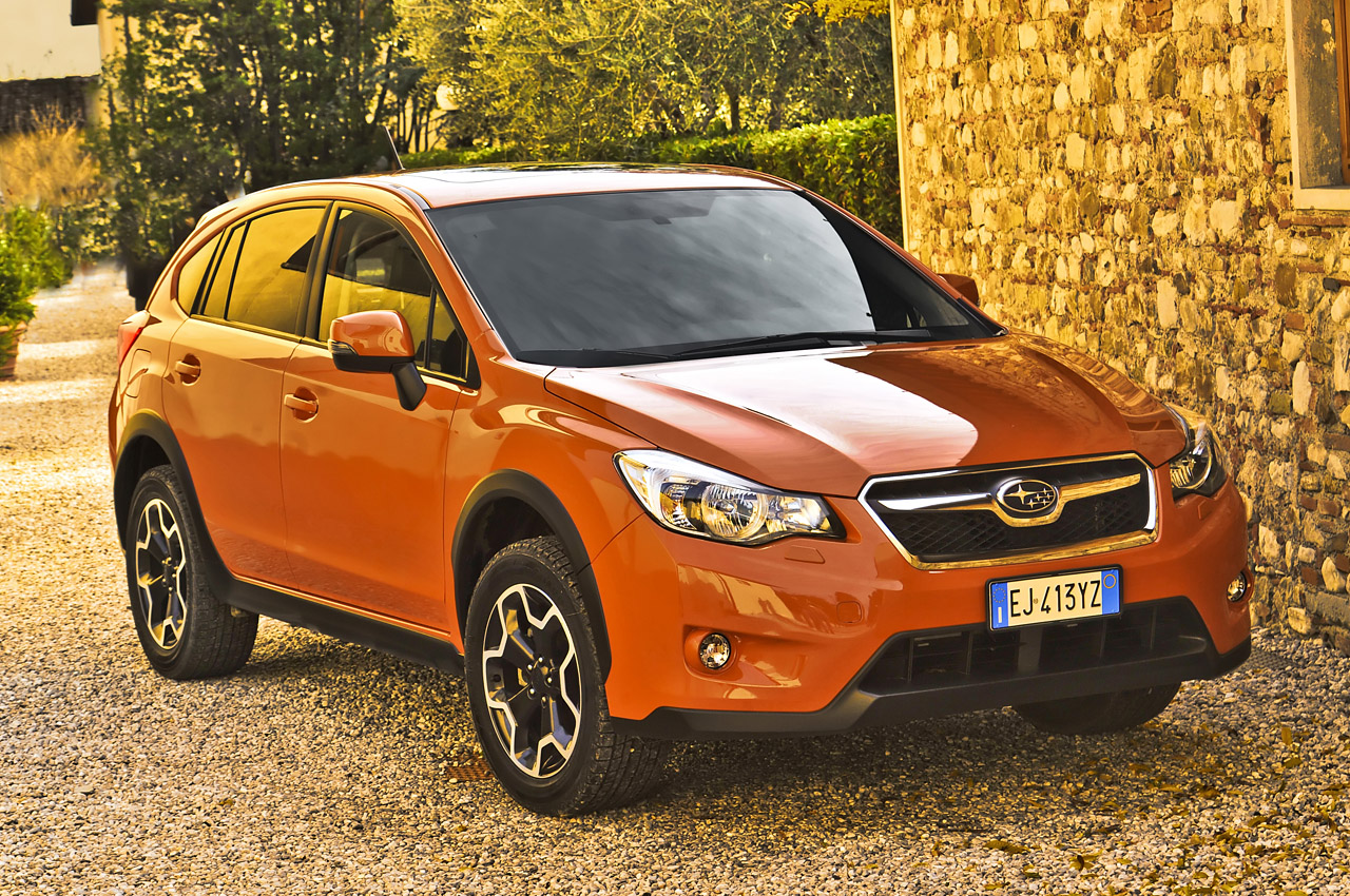 Subaru XV фото 2014