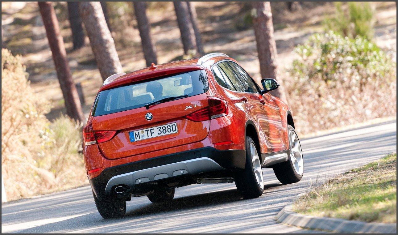 Авто_BMW X1_фото