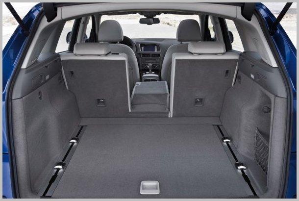 Багажник_Audi Q5_фото