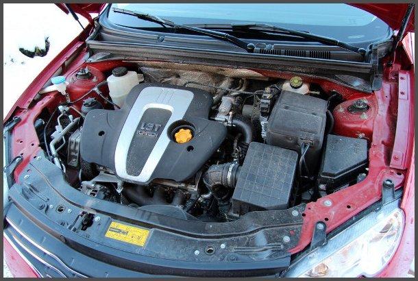 Двигун MG 550