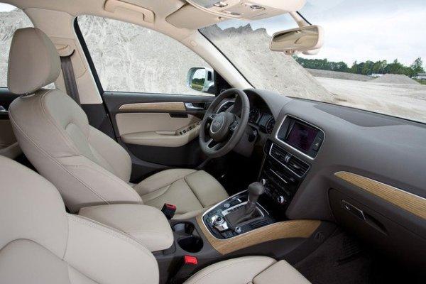 Салон-Audi Q5-фото_2013