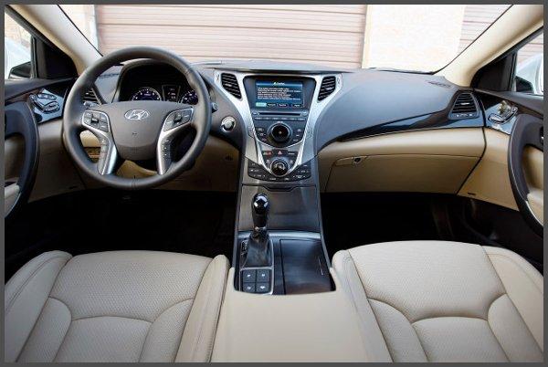 Салон-Hyundai-Grandeur-фото
