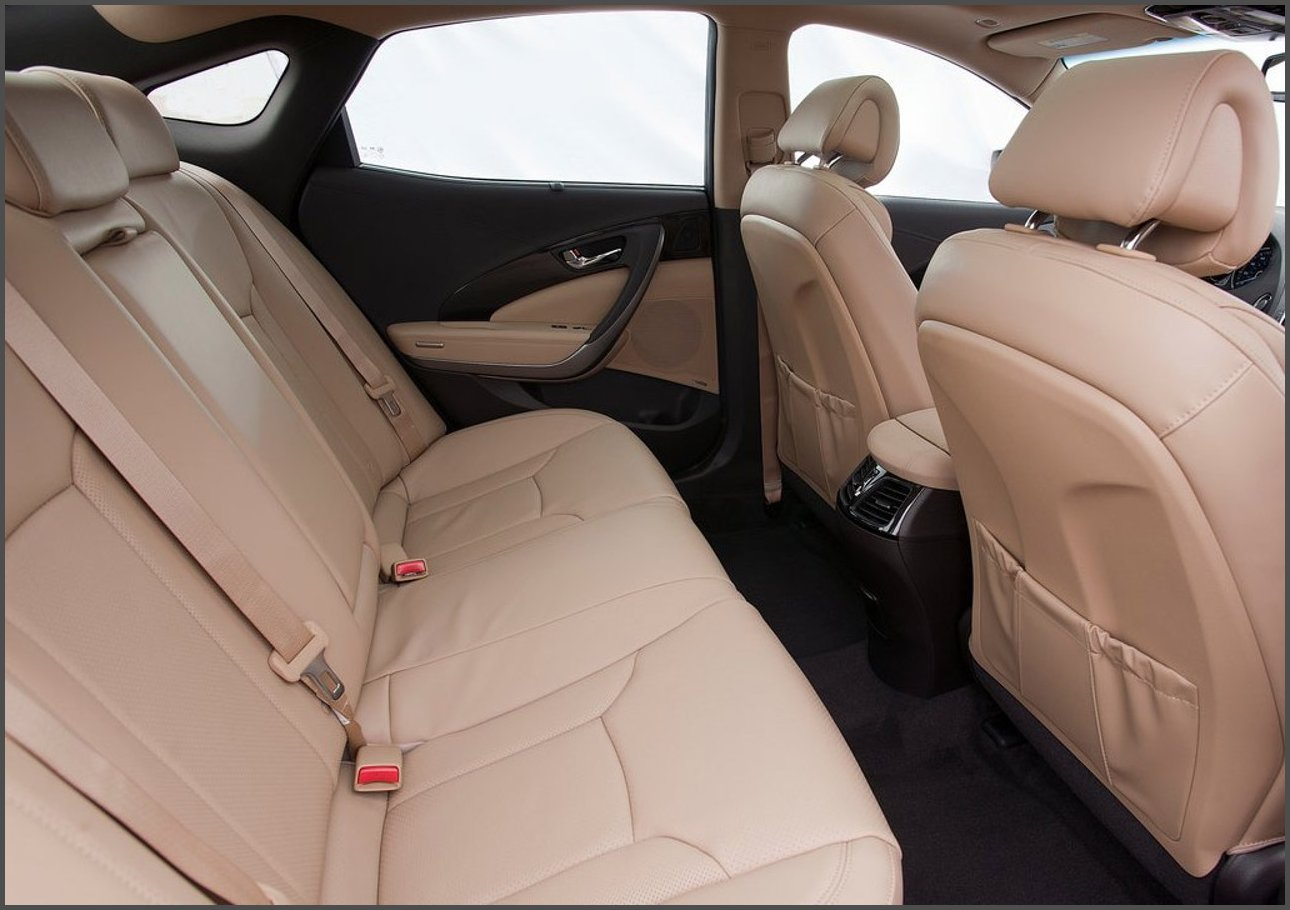 Салон-Hyundai Grandeur-фото