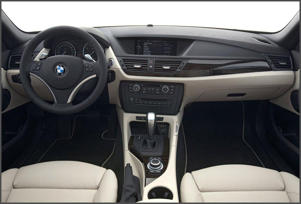 Салон_BMW_X1_фото